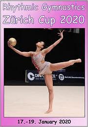1st RG Zuerich Cup 2020 - VideoDVD