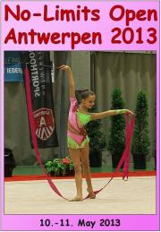 No Limits Open Antwerpen 2013